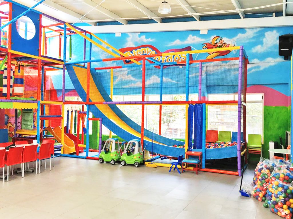 Salón de fiestas infantiles